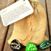 DIY Message Stone Favors