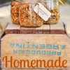 Homemade Granola Favors