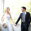Real Wedding: Schirin and Cris' New Jersey Manor Wedding