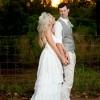 Real Weddings: Adrianne & Richard's Handmade Country Wedding