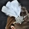 DIY Feather Headband Fascinator