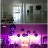 DIY Uplighting Makes Your Wedding Shine for Less