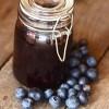Blueberry Sauce DIY Wedding Favors