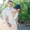 Real Wedding: Leilani and Brandon's DIY Backyard California Wedding