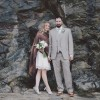 Real Weddings: Krista and Kristofer's North Carolina Mountain Wedding