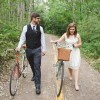 Real Weddings: Jessica and Cristian's Edmonton Restaurant Wedding