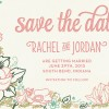Jenna Stempel Design & Illustration offers Custom Wedding Stationery
