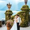 Rebecca and Elijah's Lake Como Villa Wedding