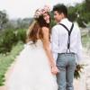 Sonya and Jonathan's Texas Outdoor Chapel Wedding
