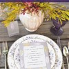 "DIY Feather Motif Menu and Escort Cards: Say 'I Do"" With Xyron and Anna Griffin"