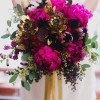 Bright and Bold: 5 Fuschia Color Palettes for your Wedding Day