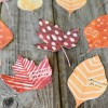DIY Printable Autumn Leaves