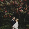 Julia and Bobbie's Intimate Ontario At-Home Wedding