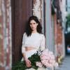 Rethinking the Wedding Dress for 2015
