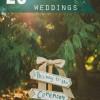 20 Incredible Backyard Weddings