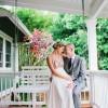 Chris and Emma's $6000 Maui Lavender Farm Wedding