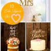 10 Cake Toppers We Love