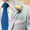 10 Pocket Squares for Your Stylin' Groom