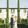 Leila and Sten's Italian Villa Wedding in Florence
