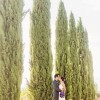 Jared and Sarah's 12th Century Tuscan Church Wedding