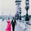 Jonathan and Katie's Magical Paris Elopement