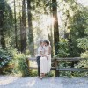 Caroline and Jocelyn's Woodland Wedding at Deetjen's Big Sur Inn
