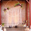 The Macrame Wedding: 10 Knotty Wedding Decor Ideas