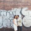 Pam and Abir's Handmade At-Home Toronto Wedding