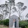 Travers and Rachael's Vintage Inspired Tasmania Wedding