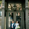 Jael and Gilbert's Seattle Municipal Courthouse Wedding
