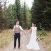 Kristin and Gregory's Intimate Spur Mountain Wedding