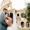 Darlene and Eric's Romantic Roman Elopement