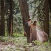 Julia and Jeffrey's Magical Sequoia National Park Picnic Wedding