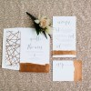 Modern Botanical Styled Shoot