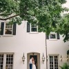 Ashley and Kyle's North Carolina Spring House Wedding