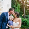 Michaela and John's Low Fuss Backyard Wedding in Georgia