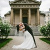 Lisa and Christopher's La Gazette Wedding in Paris