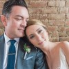 Elizabeth and Anthony's Intimate McConnell House Wedding