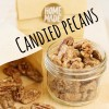DIY Pumpkin Spice Candied Pecans