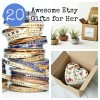 20 Awesome Gifts for Her: 2016 Etsy Gift Guide