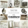 Have Sweet Dreams with a Wedding Registry from Crate and Barrel