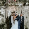 10 Beautiful Wedding Backdrops