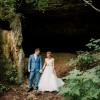 Sarah and Patrick's Intimate Waterfall Ceremony