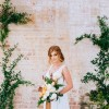 Organic Industrial Chic Styled Shoot