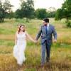 Jenny and Mike's Austin Botanical Garden Wedding