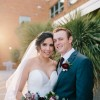 Janet and Richard's Intimate Texas Wine Cellar Wedding