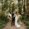 Hannah and Rocky's Intimate Redwoods Wedding