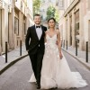 Ellie and Robert's Paris Wedding at the Shangri-La