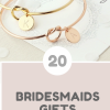 20 under $20: Bridesmaids Gifts on a Budget