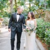 Morgan and Dereck's Intimate Wedding at Sunken Gardens